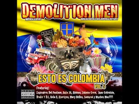 5 - Son Los Dias ($$Money$$ Crack Family) - Esto Es Colombia Vol. 5