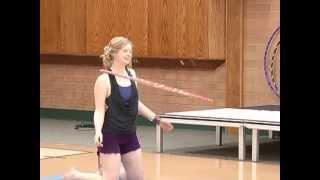 Hula Hoop Dancing