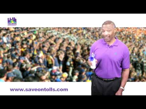 The Selmon Expressway: Watch Lee Roy Selmon Discuss the Benefits of All-Electronic Tolling (AET)