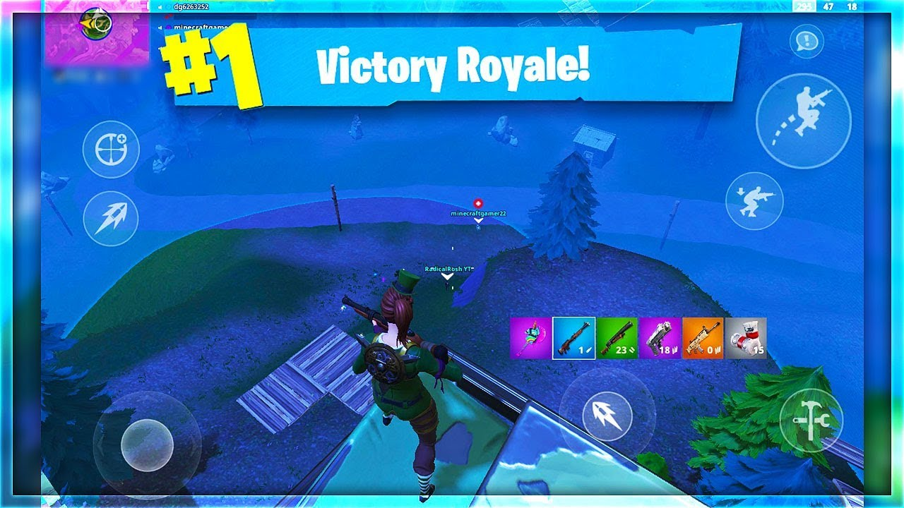have you tried the best hud layout in fortnite mobile - what is hud scale in fortnite