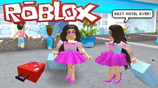 The Cutest Hotel in Roblox - Fantasia Fairy Resort Roleplay - Titi Games