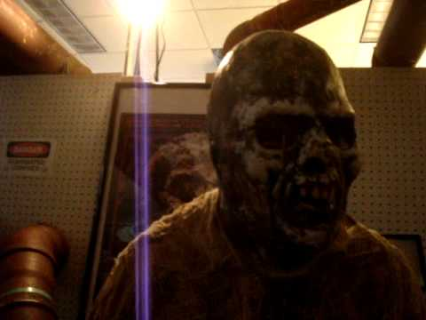 Visit to the Monroeville Mall (Dawn of the Dead) and the Zombie Experience Museum