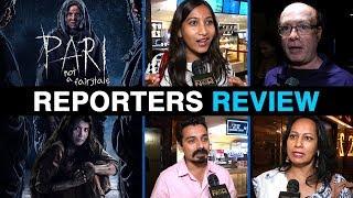 Pari Movie ReviewBy Reporters| Anushka Sharma, Parambrata Chatterjee, Rajat Kapoor | Hit or Flop?