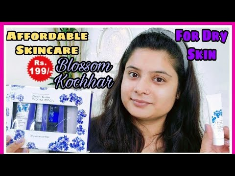 dry-skincare-essentials-|-blossom-kochhar-aroma-magic-kit-|makeup-diary