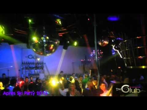 The Club Bratislava   Aprés Ski Party 2013
