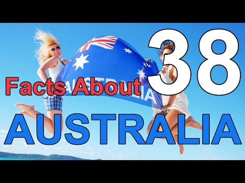 Facts About Australia - 38 Interesting Facts About Australia