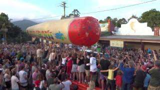 Four Twenty at the Nimbin Mardigrass 2016