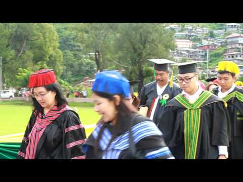 Some sights and sounds of the 92nd BSU Commencement Exercises on July 4, 2017