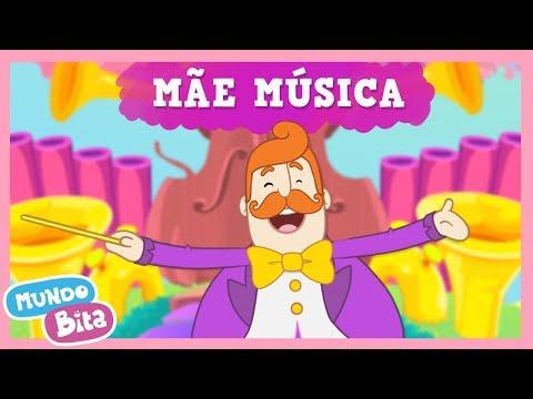 Mundo Bita - Mãe Música ft Vanessa da Mata