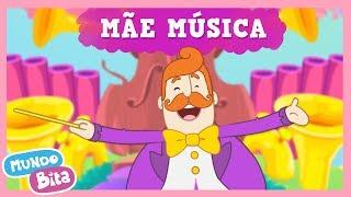 Baixar Mundo Bita - Mãe Música ft. Vanessa da Mata