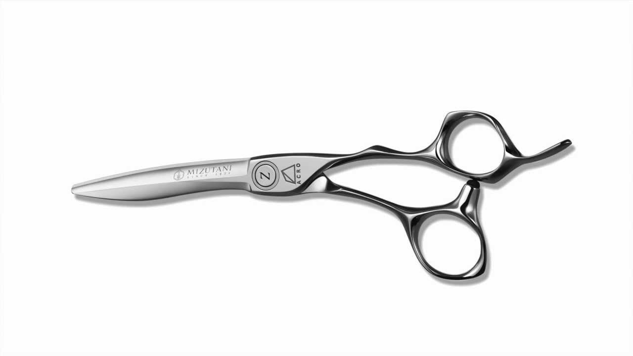 Mizutani Acro Type Z2 Scissor Review - FreeSalonEducation - Haircutting Scissor Review