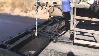 slurry seal project in 2 minutes