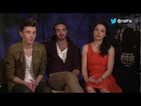 Rogue  Matthew Beard, Joshua Sasse and Leah Gibson
