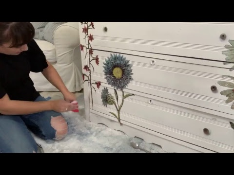🔴 Furniture Transfer & Appliqué  Live Demo | IOD