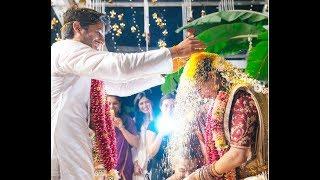 Naga Chaitanya and Samantha Wedding Talambralu Video