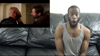reaction to logan official international red band trailer 1 2017