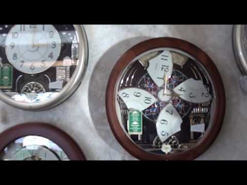Seiko Clocks - Melodies In Motions