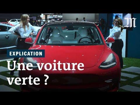 La voiture électrique