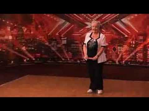 Betty X Factor Audition [ High Quality ]