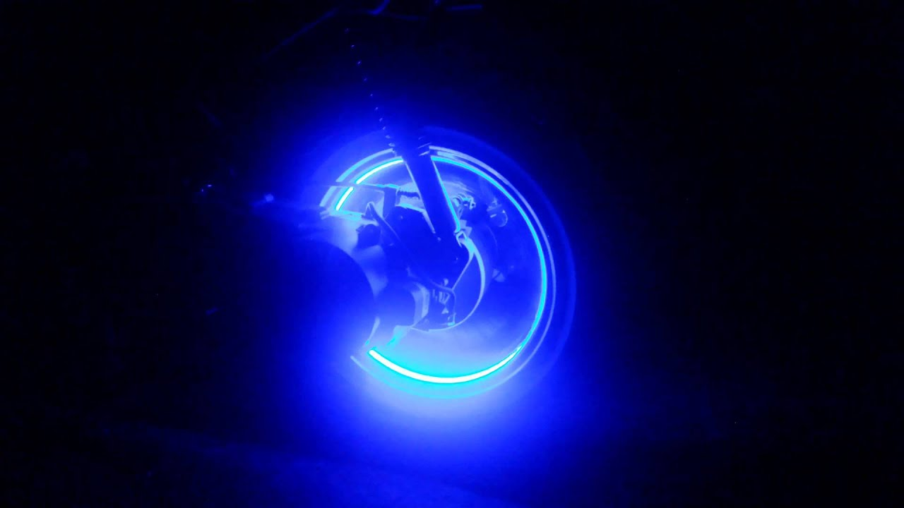 Luces led para llantas de motos youtube - Tipos de luces led ...