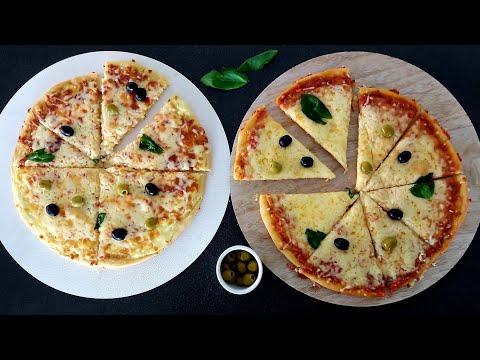 صورة  طريقة عمل البيتزا طريقة عمل البيتزا و الصلصة على أصولها🍕 Pizza طريقة عمل البيتزا من يوتيوب