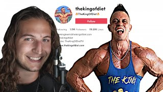 The Most Absurd Fitness TikToker (King of Diet)