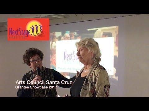 Arts Council of Santa Cruz County Grantee Showcase 2017 - NextStage Productions Presentation