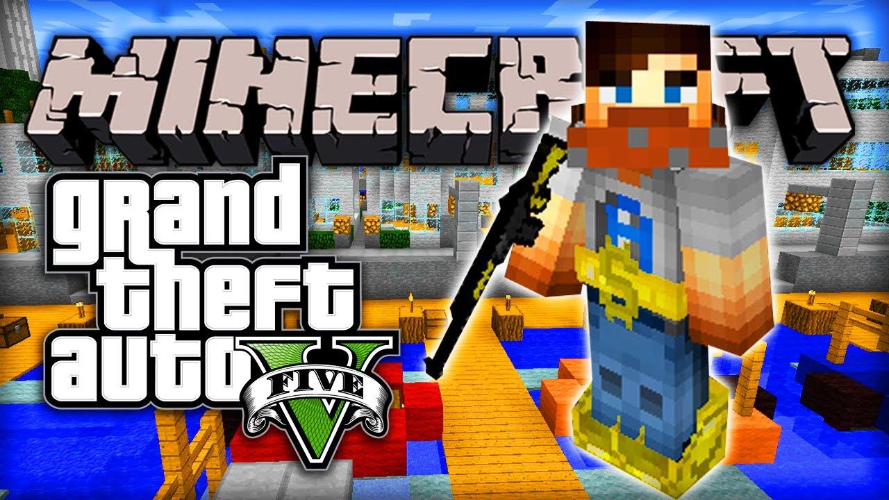 minecraft gta 5 mod episode 1 w ali a grand theft auto v in