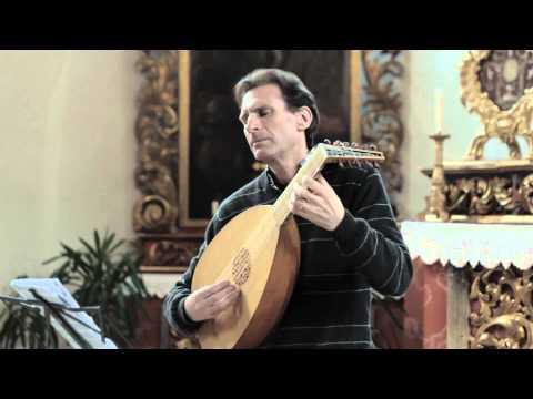 Francesco Spinacino: Ricercar No 25 | Peter Croton, lute