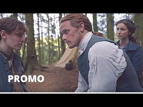 OUTLANDER Season 5 Ep.3 'Good Will' Promo (NEW 2020) Starz, Drama, Romance TV Series HD
