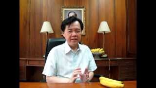 Bananas Are Very Healthy For You - Dr. Willie Ong Health Blog #2