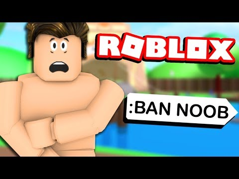 USING ROBLOX ADMIN COMMANDS TO EMBARRASS PEOPLE
