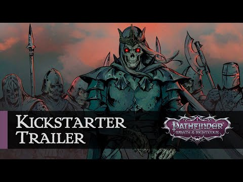 Pathfinder: Wrath of the Righteous Kickstarter Campaign