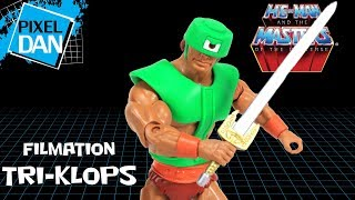 Filmation Tri-Klops He-Man and the Masters of the Universe Figure Video Review
