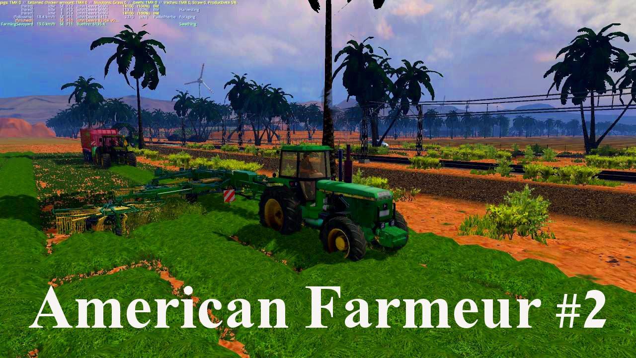 FS American Farmeur YouTube - Fs15 us maps