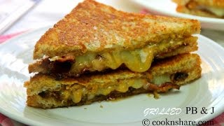 Peanut Butter And Jelly With Bacon - Pb & J