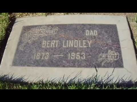 Grave of Audra Lindley - Mrs. Roper