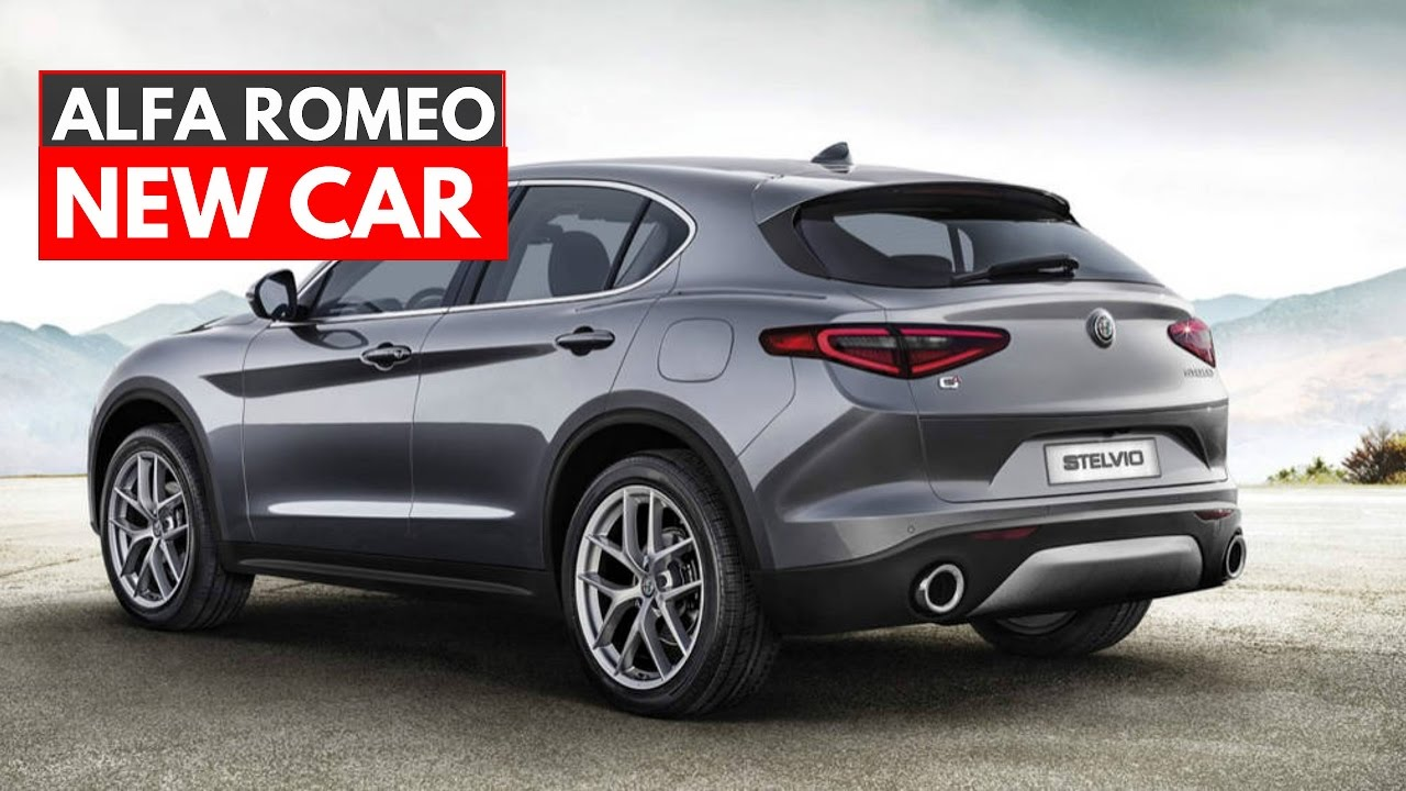 alfa romeo stelvio first edition model youtube. Black Bedroom Furniture Sets. Home Design Ideas