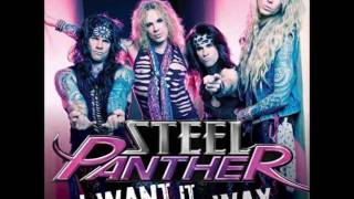 Steel Panther - I Want it that Way (Album Version).wmv