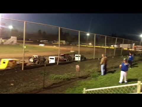 Ocean Speedway Dwarf Car Main 4/20/18