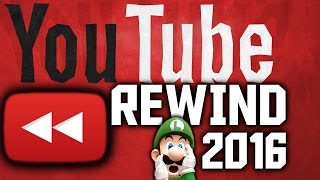 THE REAL YOUTUBE REWIND 2016! - DRAMA EDITION #YOUTUBEREWIND