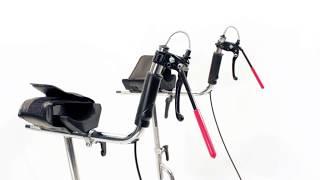 Produktvideo zu Spezial-Rollator Bischoff & Bischoff SRL