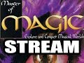 Master of Magic Live Stream
