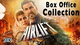 Airlift Movie - Unbelievable Box-Office Collection