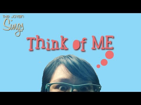 Think Of Me | Phantom Of The Opera| Cover By Jabin Cango