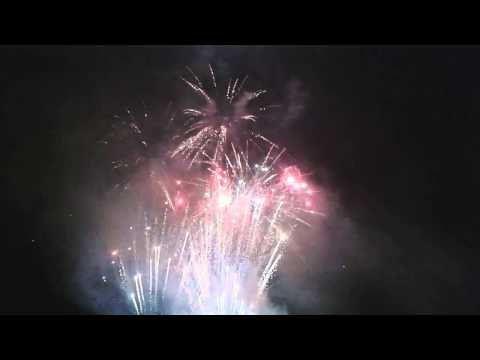 Firework Show - 1 August - Interlaken (Switzerland)