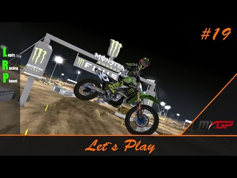 #19 Monster Energy Kawasaki MX1 @Valkenswaard (Niederlande) | Let`s Play MXGP