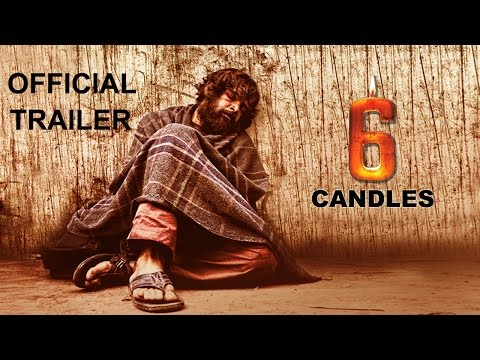 6 Melugu Vathigal Hindi dubbed ''6 Candles'' Official Trailer (HD)