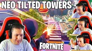 NEO Tilted Towers μέχρι να πάρω 1 ή 2 Kill! #Internet4u #Fortnite #ikonik