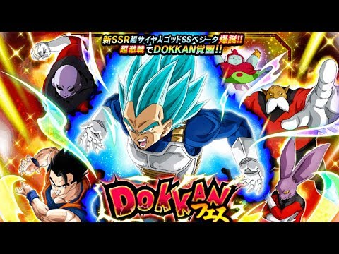 1300 STONES! SUPER SAIYAN BLUE EVOLUTION VEGETA & JIREN DOKKAN FESTIVAL SUMMONS! DBZ Dokkan Battle